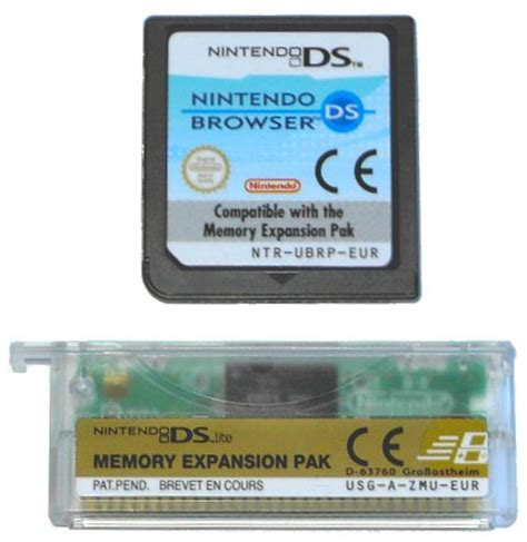 Memory Nintendo Ds File Ds Lite Browser And Memory Pak Jpg Wikimedia Commons