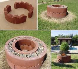 how to build a backyard fire pit cheap 30 diy fire pit ideas and tutorials for your backyard