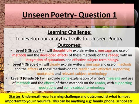 aqa english literature unseen 1292186348 unseen poetry blessing gcse aqa by ksshakeshaft teaching resources tes
