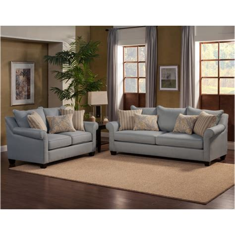 comfort industries sofa reviews comfort industries 2 pc omega collection pewter colored