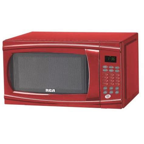 rca 1 1 cu ft countertop microwave in rmw1112