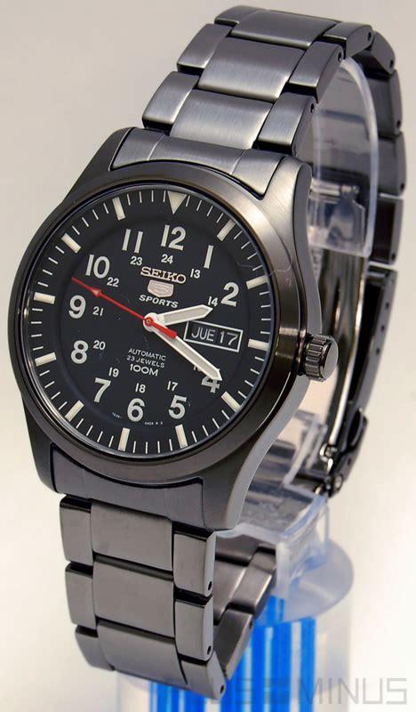 jual seiko 5 sports snzg17k1 jam tangan cowok original