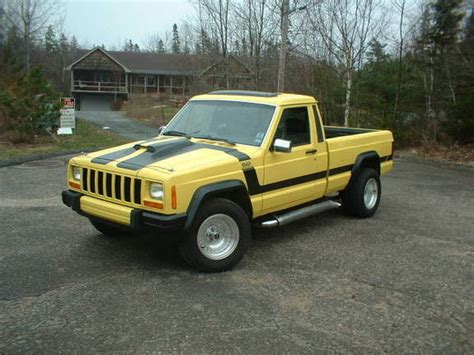 1988 jeep comanche sport truck jeep fiveoh 1988 jeep comanche regular cab specs photos