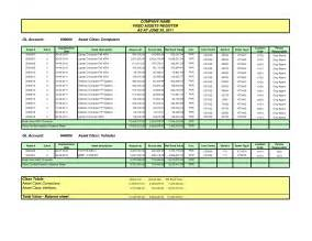 Fixed Asset Register Excel Template by 9 Best Images Of Fixed Asset Format In Excel Fixed Asset