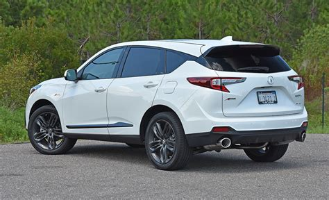 2020 Acura Rdx Aspec by 2020 Acura Rdx Sh Awd A Spec Review Test Drive