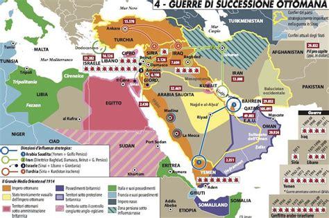 impero ottomano 1914 guerre di successione ottomana limes