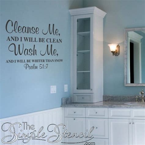 religious wall ideas 25 best bathroom quotes on pinterest bathroom wall