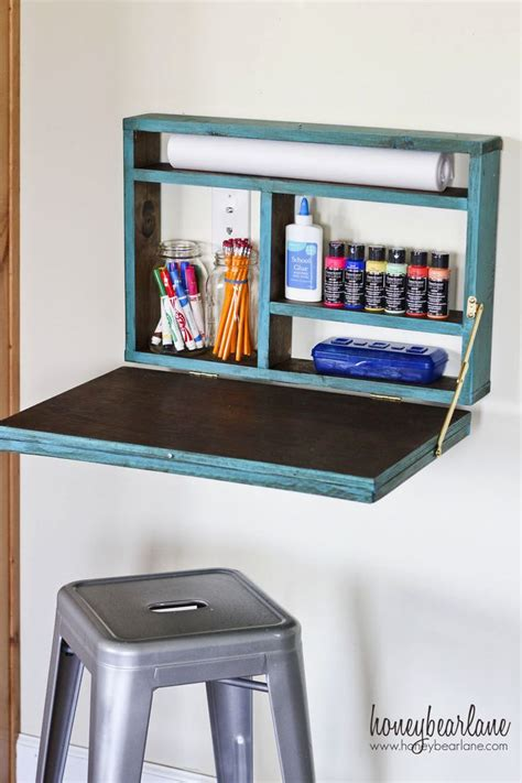 desk with pull down cover best 25 drop down desk ideas on pinterest fold down