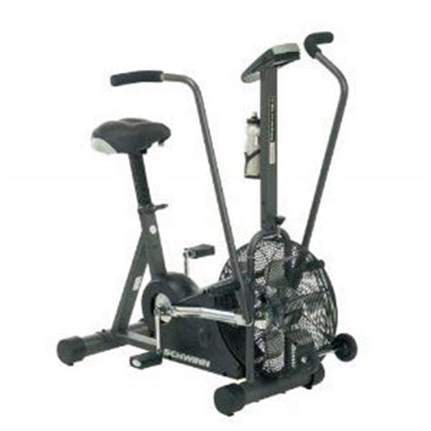 stationary bike with fan schwinn airdyne bike review ad6 ad2 cardio exercise bikes