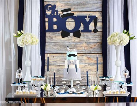 Ideas For Baby Boy Showers by Baby Boy Baby Shower Themes Squared
