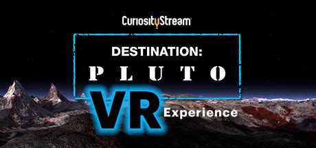 destination: pluto the vr experience on steam