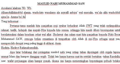 pidato kelahiran nabi muhammad  beranda ilmu