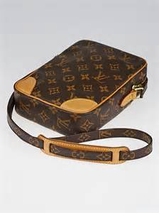 louis vuitton monogram canvas danube bag yoogis closet