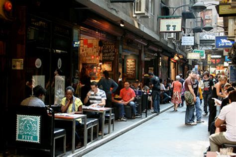 melbourne's flinders lane is where it's at! – punthill