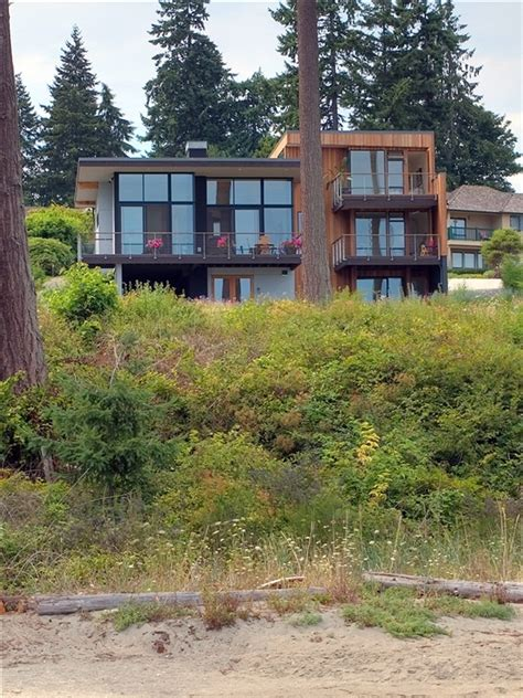 Waterfront House Plans Luxury Waterfront Home For Sale House Bainbridge