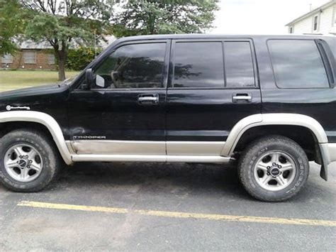 small engine maintenance and repair 2001 isuzu trooper engine control buy used 2001 isuzu trooper ls sport utility 4 door 3 5l in troy pennsylvania united states