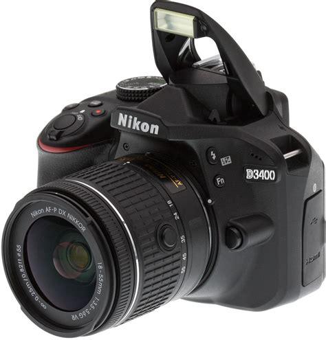 of nikon nikon d3400 review