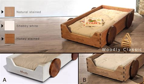 2 floor bed woodly montessori floor bed