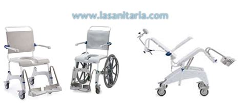 sedie per doccia disabili igiene e bagno assistito