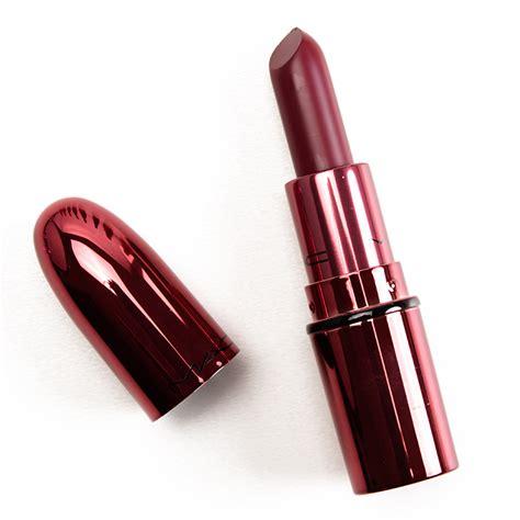 mac diva lipstick review photos swatches temptalia mac diva product