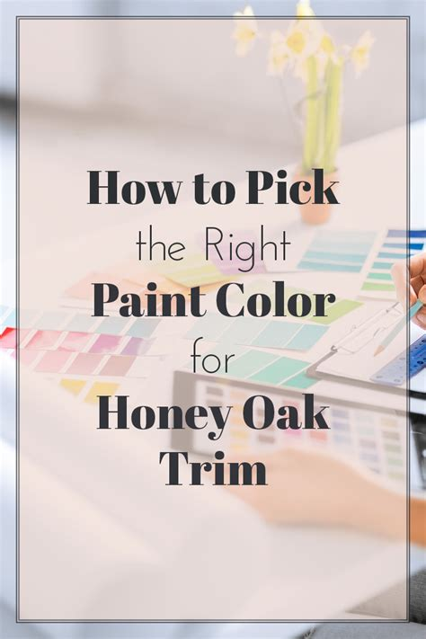best paint colors with oak trim how to the right paint color to go with your honey