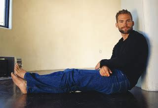 sexy foot male celebs: seann william scott