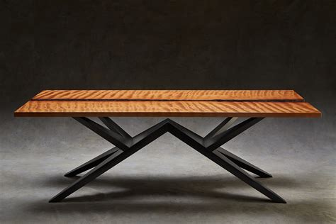 The Table The Kahiko Table Ancientwood Ltd