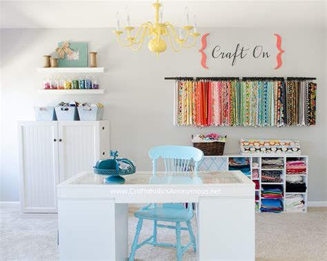 ideas for craft rooms craft room organization ideas
