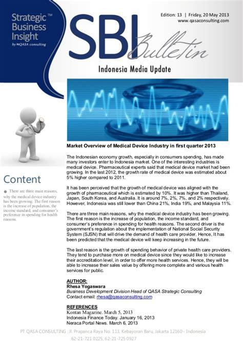 qasa template bulletin sbi medical device