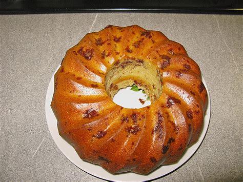 einfacher leckerer kuchen leckerer kuchen mit schokost 252 ckchen rezept mit bild