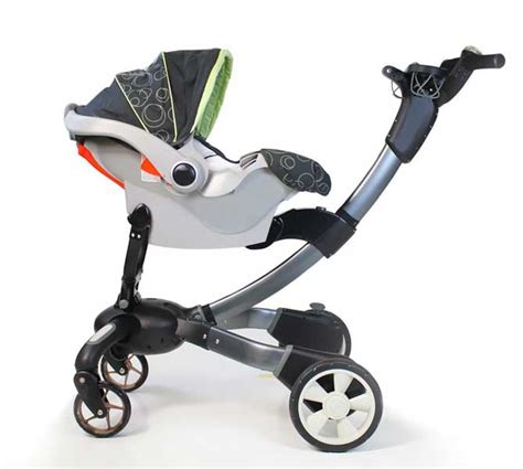 The Origami Stroller - 4 origami stroller prams guide