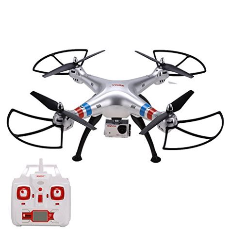 Syma Rc Quadcopter X8g Fpv Real Time 4ch 24ghz With 5mp Hd price tracking for cheerwing syma x8w fpv real time 2 4ghz 4ch 6 axis gyro headless rc