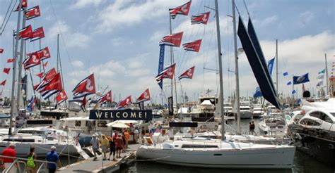 long beach boat show socal kids outdoor adventures strictly sail family water