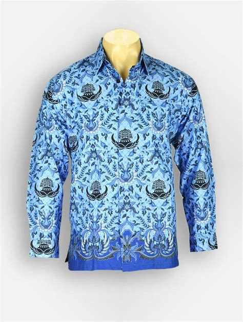 Kemeja Batik Pgri seragam batik pria korpri