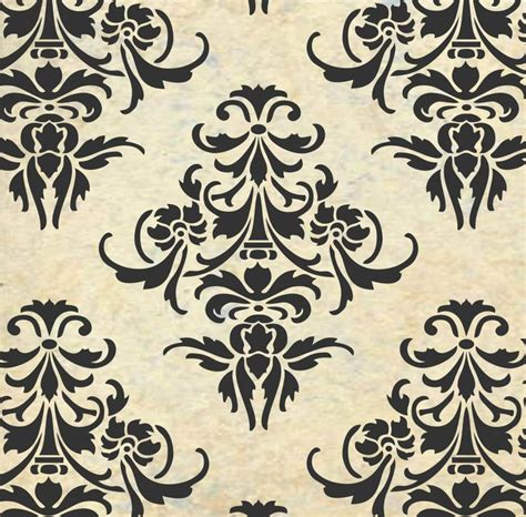 fabric pattern stencils ideas 32 best images about damask on pinterest patterns