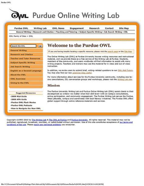 Purdue Owl Essay Writing by Owl Purdue Essay Countriessided Cf