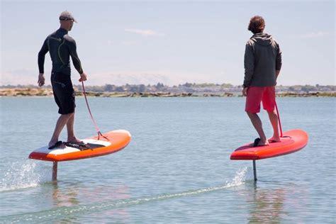 motor boat surfboard jetfoiler motorized hydrofoil surfboards