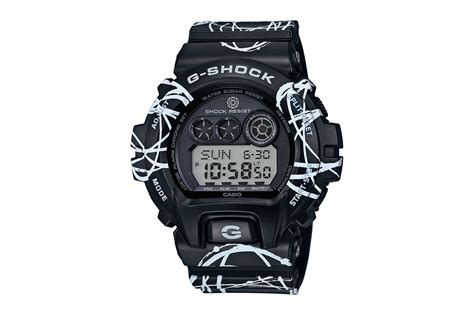 Shock Futura Futura G Shock Collaboration Hypebeast