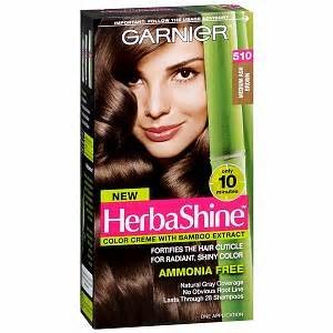 what is the best drugstore permanent haircolor thumbs down garnier herbashine semi permanent hair