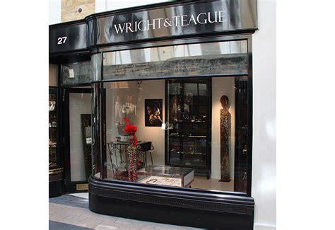 burlington arcade new home for wright teague