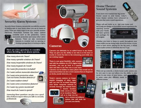 electronic brochure craft atelier b co