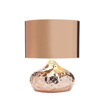 Livingrooms Click To Zoom Copper Table Lamp Purple And Copper