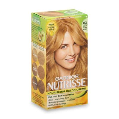 garnier nutrisse 93 light golden reviews buy garnier 174 nutrisse nourishing color cr 232 me in 93 light