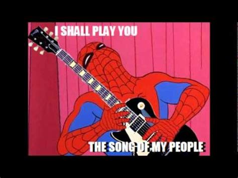 spiderman theme song dj 60s spiderman remix youtube
