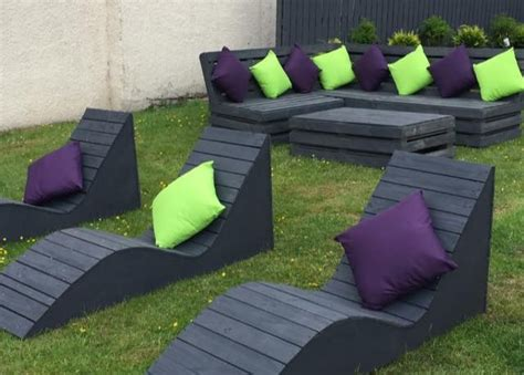 Breathtaking Outdoor Pallet Ideas Pallet Ideas Recycled Patio Furniture Made With Pallets