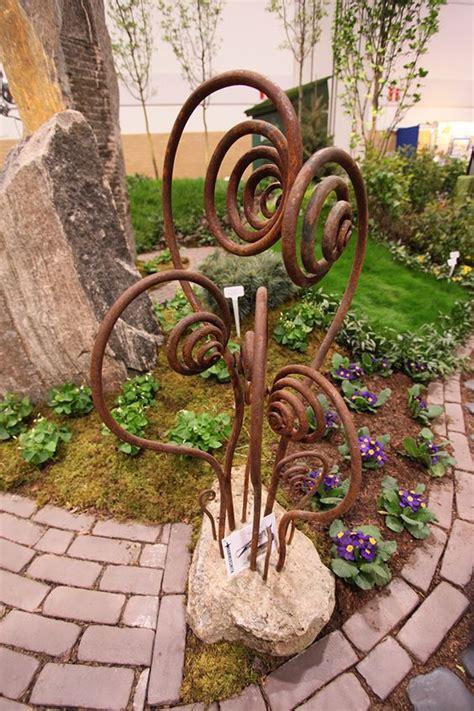 Wrought Iron Garden Decor Garden Decor Wrought Iron Home Decor Garden Metal Sculpture Unique Pictures
