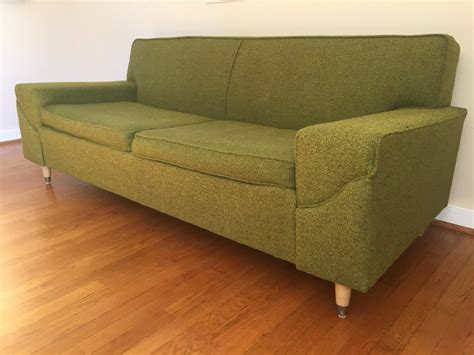 kroehler furniture sofas mid century modern two cushion sofa by kroehler epoch