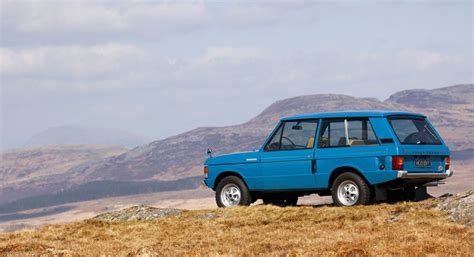 70s land rover 70s icon the range rover