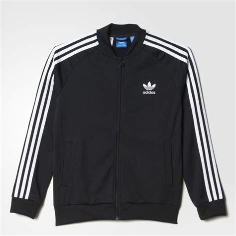 Jaket Parasut Adidas Size Xl Limited Adidas Superstar Jacket Black Adidas Us