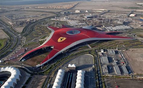 yas island to get a new 18 000 capacity music venue and full day ferrari world tour from dubai thrillophilia